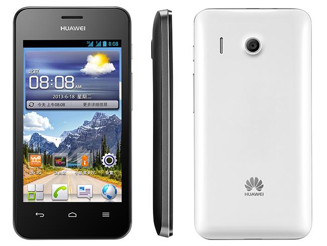 Huawei анонсировала в Украине доступный смартфон Ascend Y320D с поддержкой двух SIM-карт