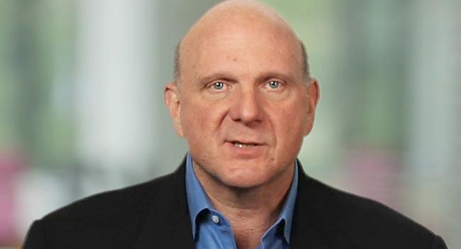 Стив Баллмер рассказал о причинах своего ухода с должности CEO Microsoft