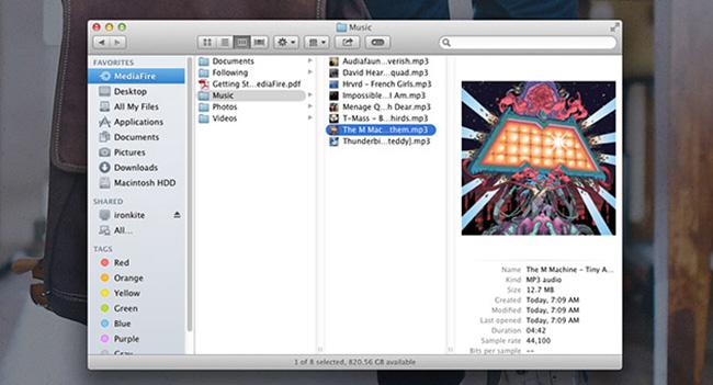 Сервис MediaFire запустил настольное приложение для Windows и Mac
