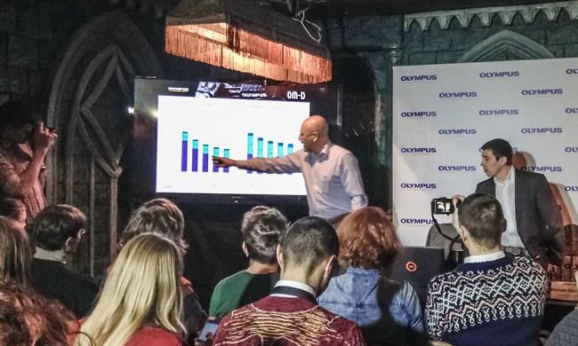 Джон Брукс: несмотря на общее падение объемов продаж, интерес к продуктам премиум-класса растет