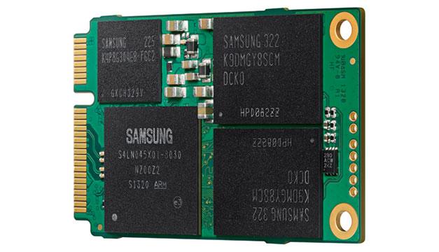 Samsung анонсировала первый в мире SSD формата mSATA емкостью 1 ТБ