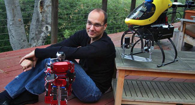 Google занялась разработкой роботов