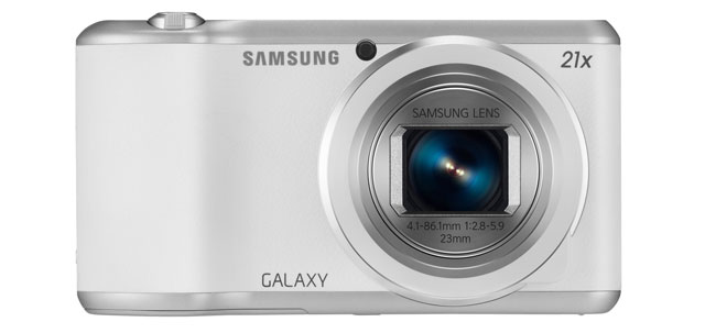 Samsung покажет на CES 2014 камеры Galaxy Camera 2 и Galaxy NX30