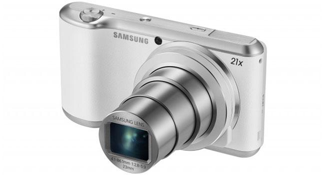 Samsung покажет на CES 2014 камеру Galaxy Camera 2