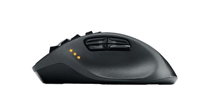 Беспроводная игровая мышь Logitech G700s – плановое обновление - ITC.ua