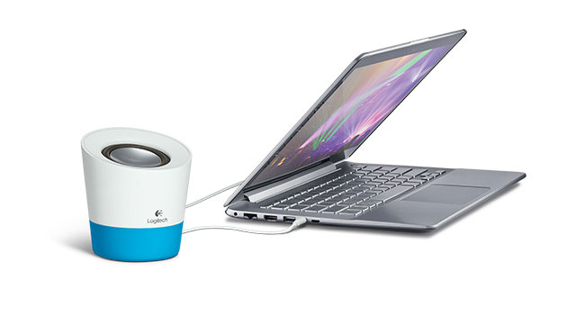 Logitech приступила к продажам колонки Z50 Multimedia Speaker