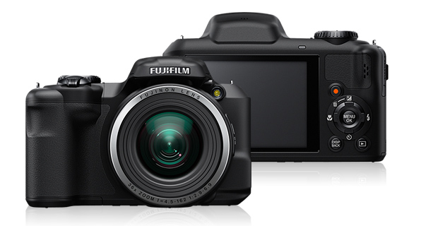 Fujifilm анонсировала ряд новых компактных фотокамер, включая 50-кратный суперзум