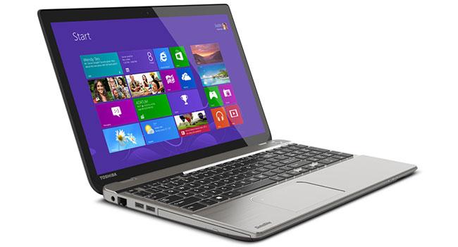 Toshiba показала ноутбук с 15,6-дюймовым дисплеем с разрешением 4K