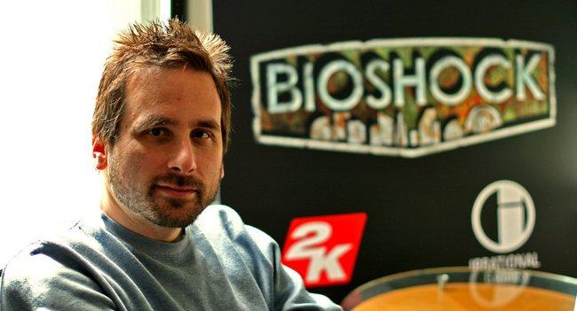 Создатель BioShock Кен Левин распустит студию Irrational Games - ITC.ua