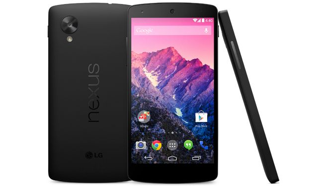 Обзор LG Nexus 5