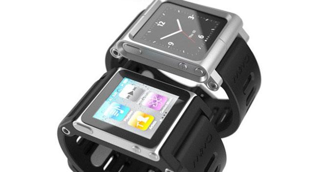 Apple тестировала альтернативные способы зарядки батареи умных часов
