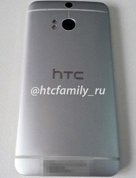 В сети появилось изображение смартфона HTC M8
