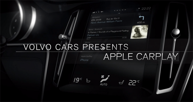 Apple-CarPlay-Volvo