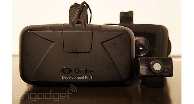 Для предварительного заказа стал доступен комплект Oculus Rift Development Kit 2