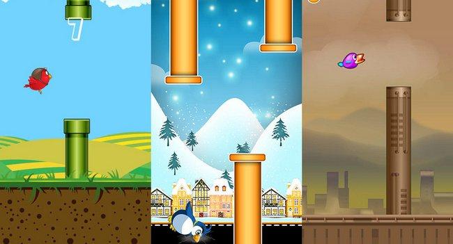 Flappy Bird Clones