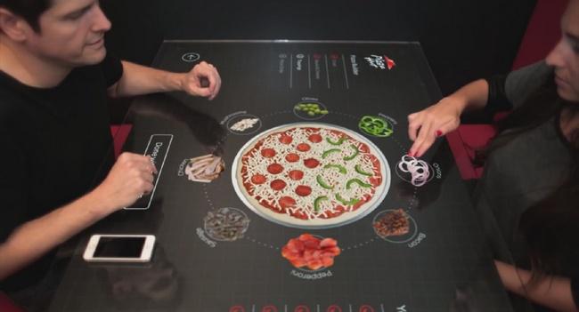 Pizza Hut Concept