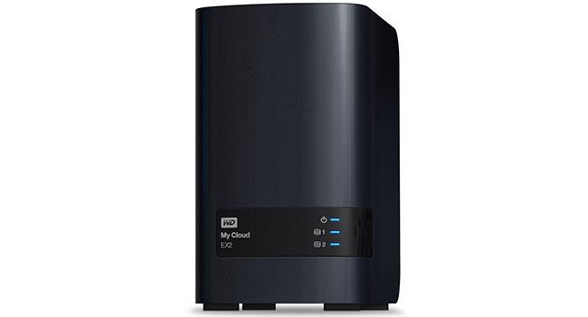 Western Digital выпустила сетевое хранилище информации My Cloud EX2