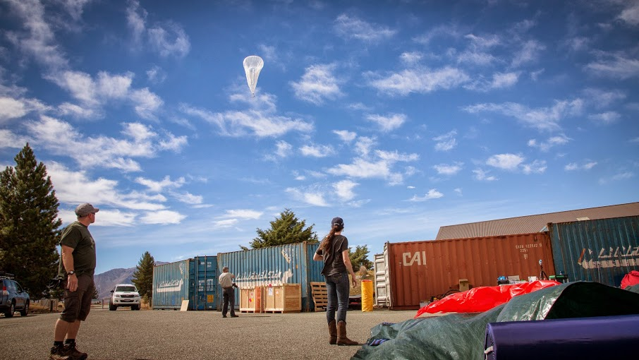 Жюлю Верну и не снилось: Google Project Loon – вокруг света за 22 дня