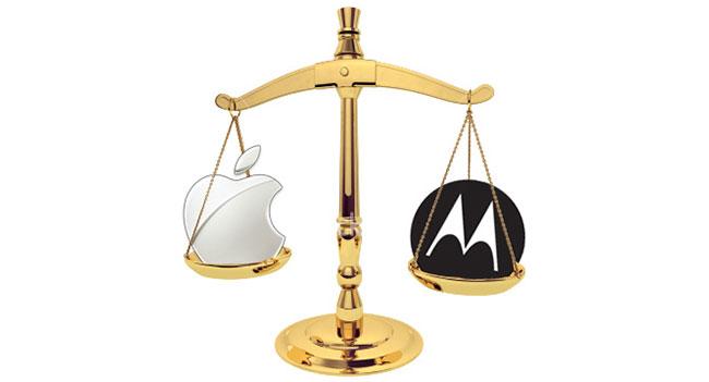 Apple и Motorola Mobility урегулировали патентные споры