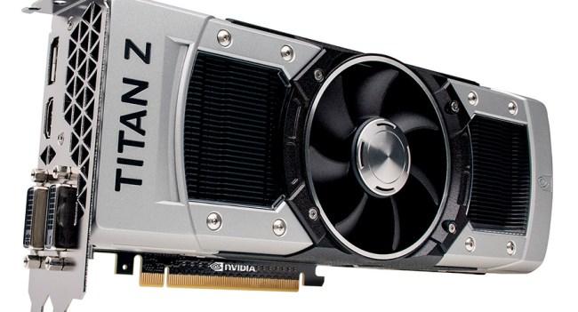 NVIDIA наконец разрешила продажи двухчиповой видеокарты GeForce GTX TITAN Z