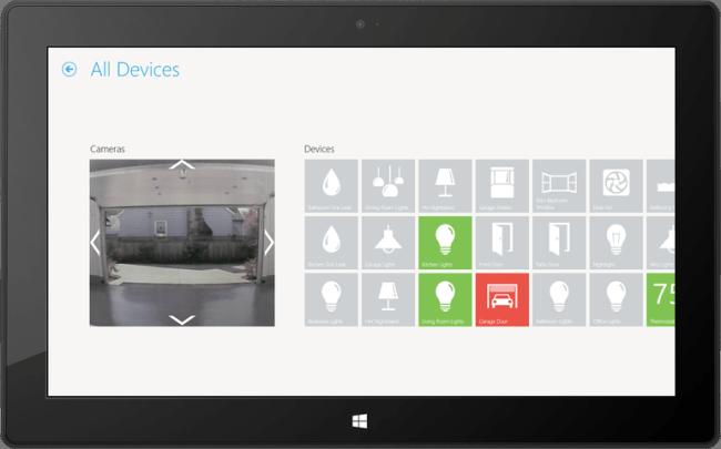 insteon-windows-tablet