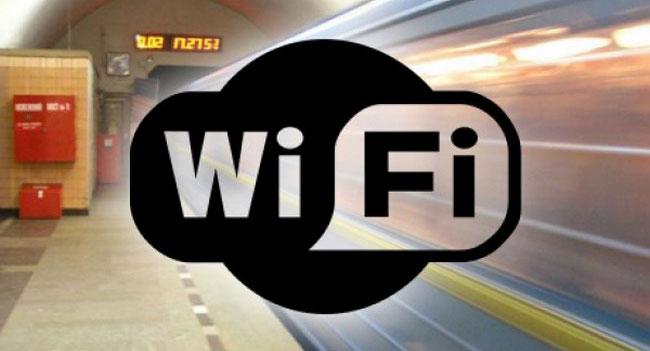 Конкурс на строительство сети Wi-Fi в метро Киева очередной раз отложен