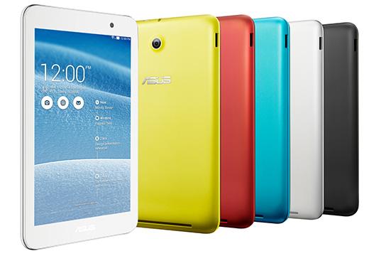 ASUS анонсировала в Украине Android-планшеты на базе чипов Intel Atom