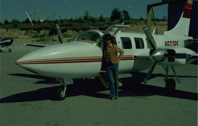 Гэри Килдалл – и тот самый его любимый самолет