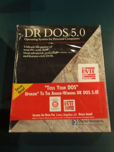 Хотя и в позднейшие годы у ОС Килдалла были свои сильные стороны, мало кто из пользователей PC готов был отказаться от MS-DOS в пользу продуктов Digital Research Inc.