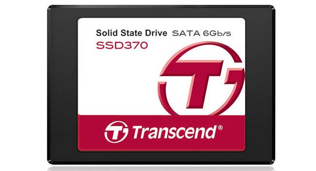 Transcend выпустила твердотельный накопитель SSD370