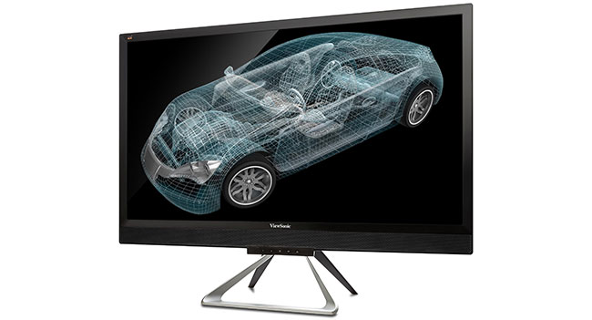 ViewSonic выпустила VX2880ml с разрешением 4K