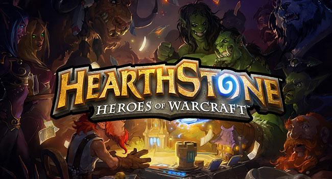 В игре Hearthstone: Heroes of Warcraft появилась кампания для одного игрока