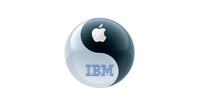 Apple и IBM совместно будут осваивать рынок корпоративных мобильных решений