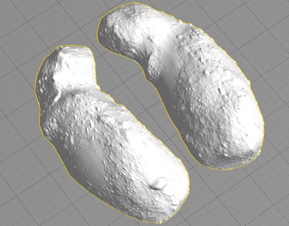 NASA предоставила файлы для 3D печати ряда космических объектов