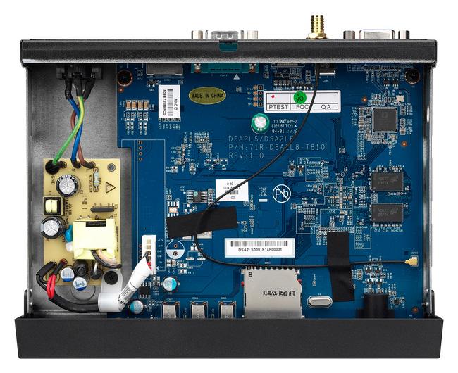 Shuttle представила Android-компьютер DSA2LS