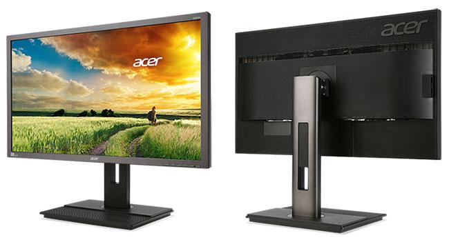 Acer анонсировала монитор B286HK с поддержкой разрешения 4K