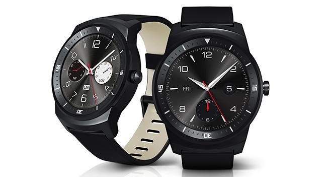 LG официально анонсировала круглые умные часы G Watch R
