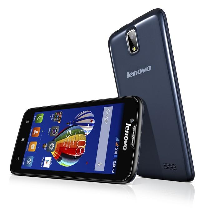 Смартфон Lenovo_A328_Dark Blue