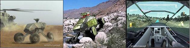 Для защиты военной техники будущего в DARPA намерены использовать технологии вместо брони
