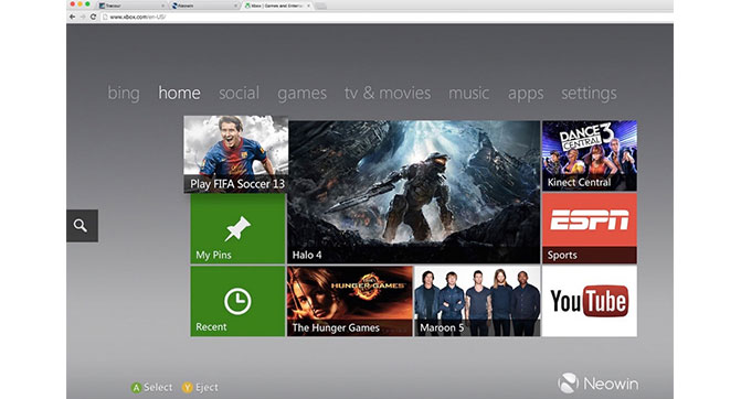 Microsoft тестирует сервис по запуску игр Xbox в браузере