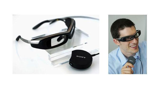 Очки виртуальной реальности Sony Google Glass станут доступными для разработчиков в конце марта