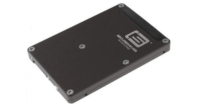 Secure Drives создала SSD с функцией физического уничтожения данных