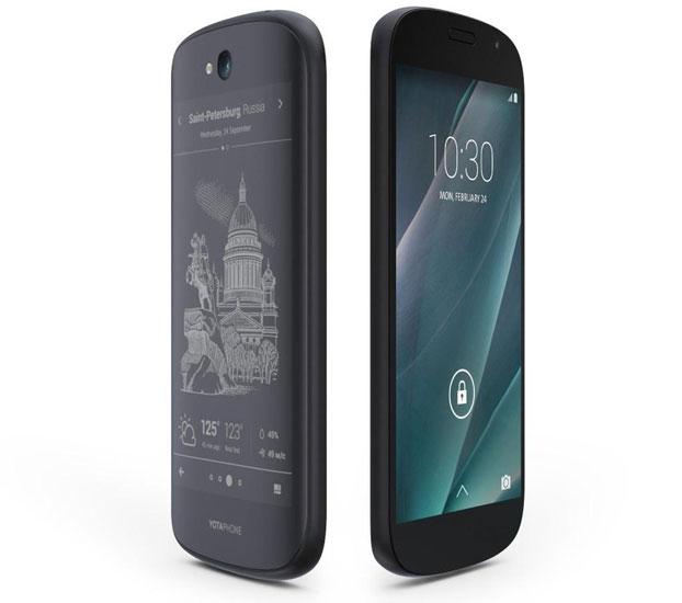 Официальный релиз смартфона YotaPhone 2 запланирован на 3 декабря