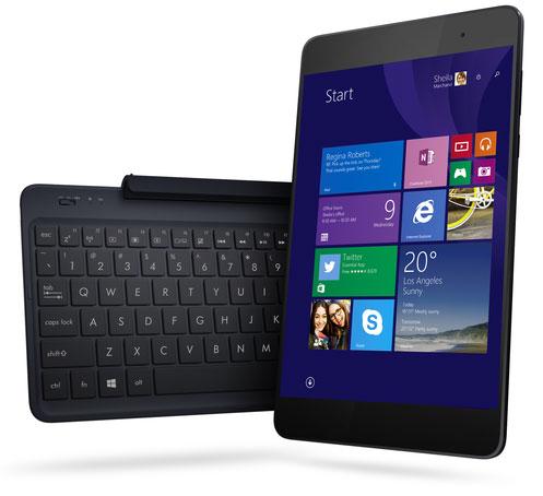 ASUS показала три планшета Transformer Book Chi с Windows 8.1