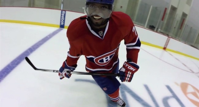 GoPro On the Ice with the NHL