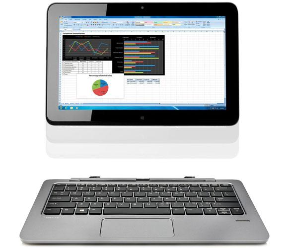 HP выпустила несколько новых планшетов