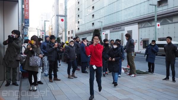 Apple порадовала покупателей в Японии содержимым пакетов Lucky Bag