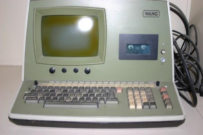 Ван Ань и его компьютеры