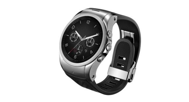 LG анонсировала первые в мире умные часы с поддержкой LTE - Watch Urbane LTE