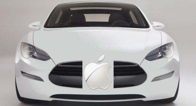 Apple iCar Project Titan